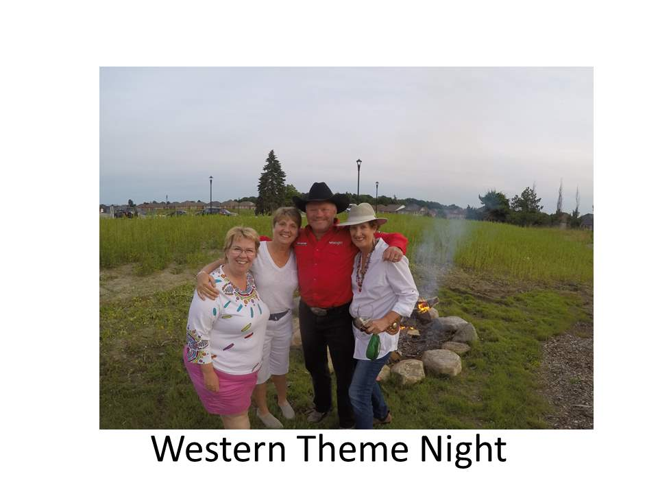 Western Theme night (2)